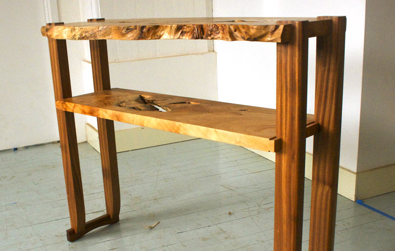 Dovetail Console