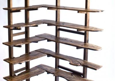 Upright Shelves